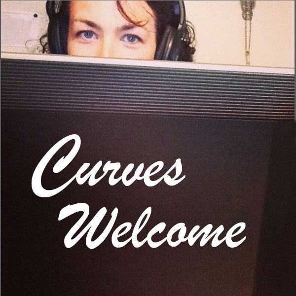 Curves Welcome Podcast Artwork Image
