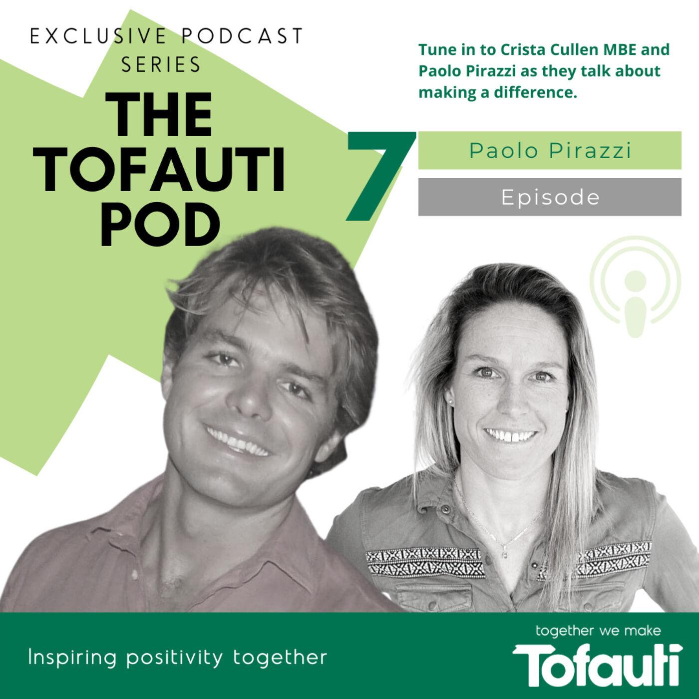 Episode Seven - Paolo Parazzi,  Africa Born Tourism expert