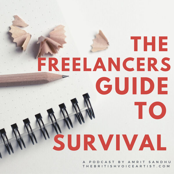 The Freelancers Guide to Survival Podcast Artwork Image