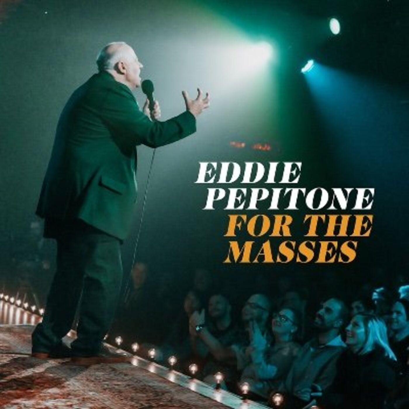 Episode 103: Eddie Pepitone