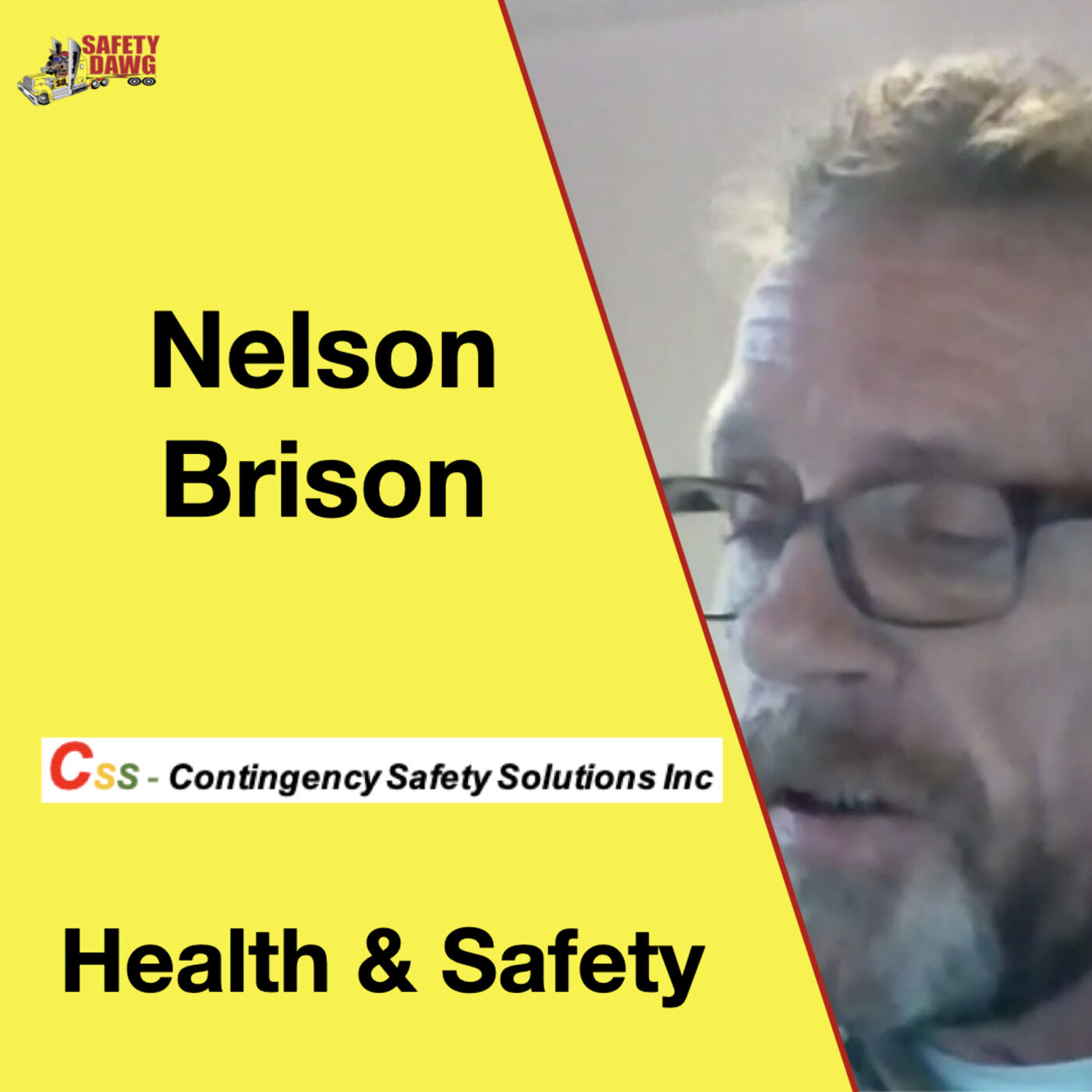 Health and Safety Committee, Nelson Discusses H&S