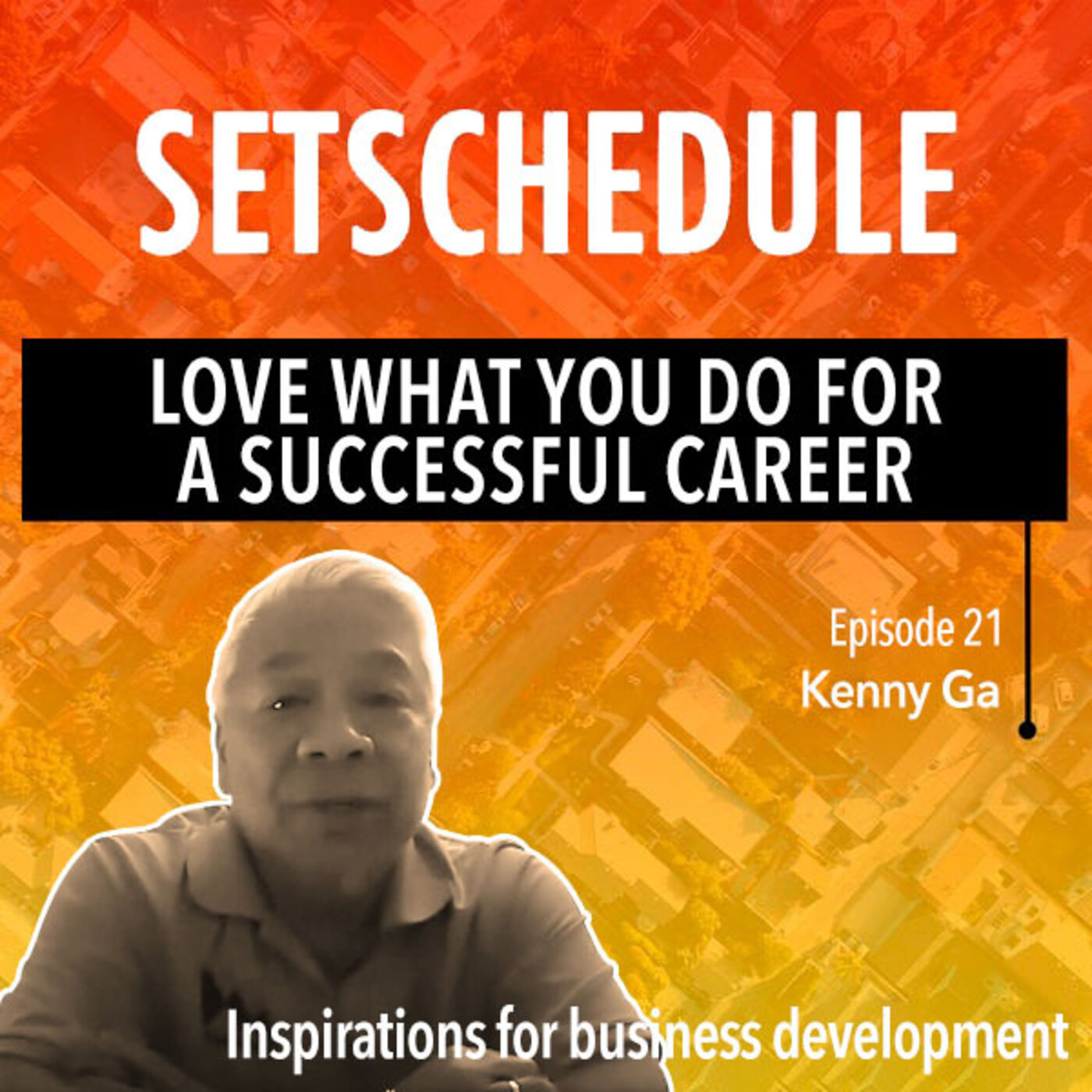 Love What You Do For A Successful Career - Kenny Ga