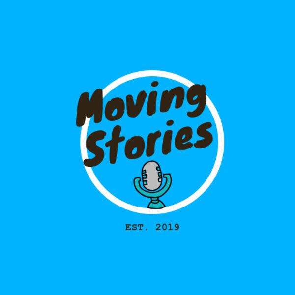 Moving Stories Podcast Artwork Image