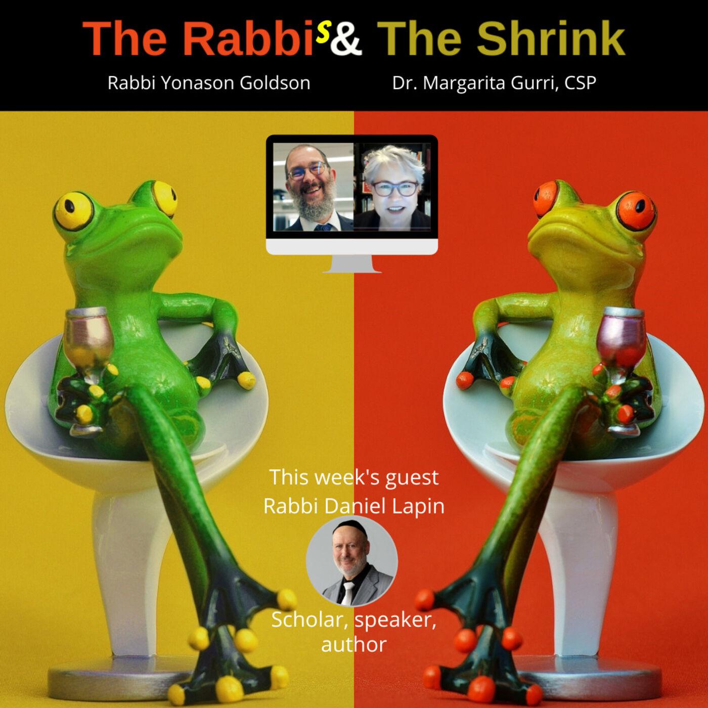 #19: Rabbi Daniel Lapin -- Diversity in the Context of Unity