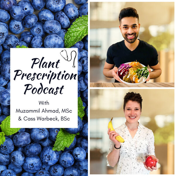Plant Prescription Podcast Podcast Artwork Image