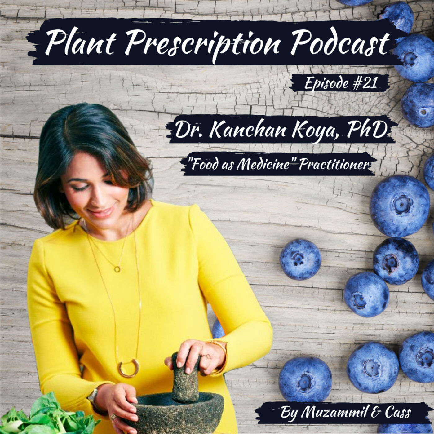 "Spice up your life with ""Food as Medicine"" Practitioner Kanchan Koya, PhD"