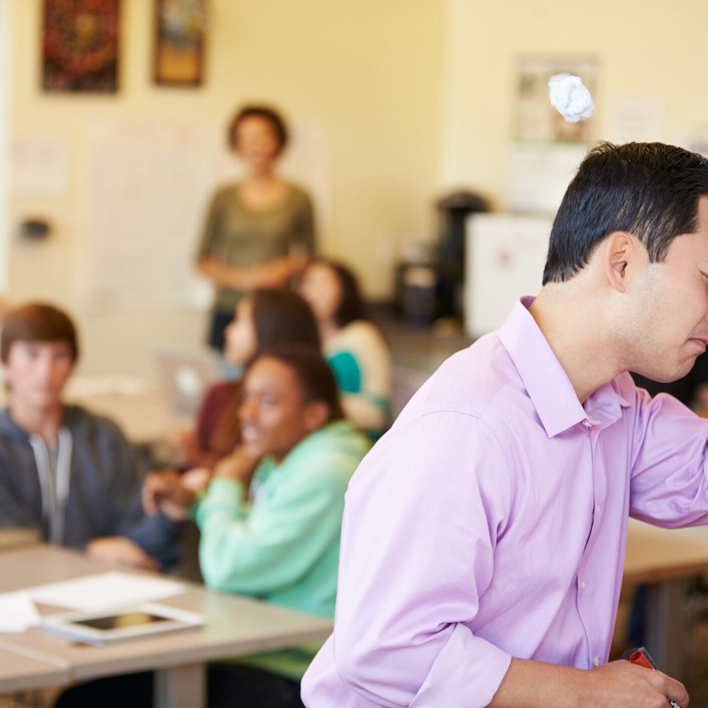 The Anxiety Epidemic & Teacher Burnout