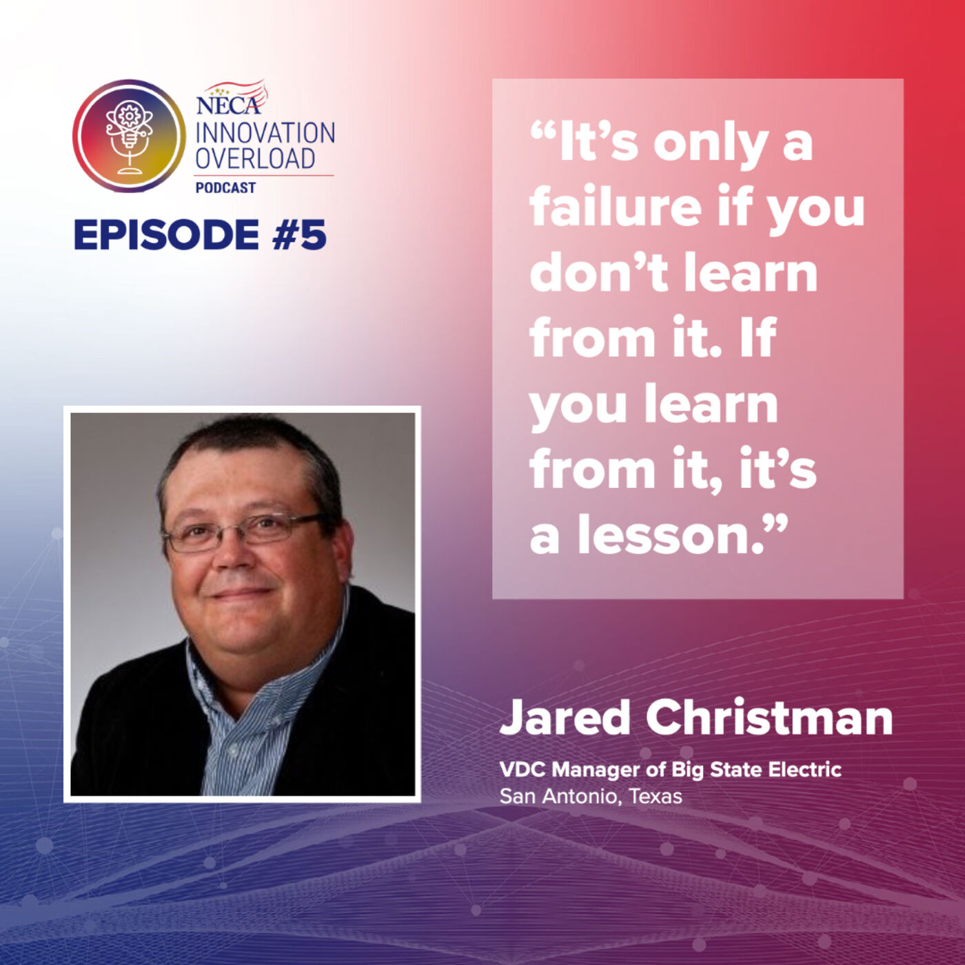 #5 - Jared Christman