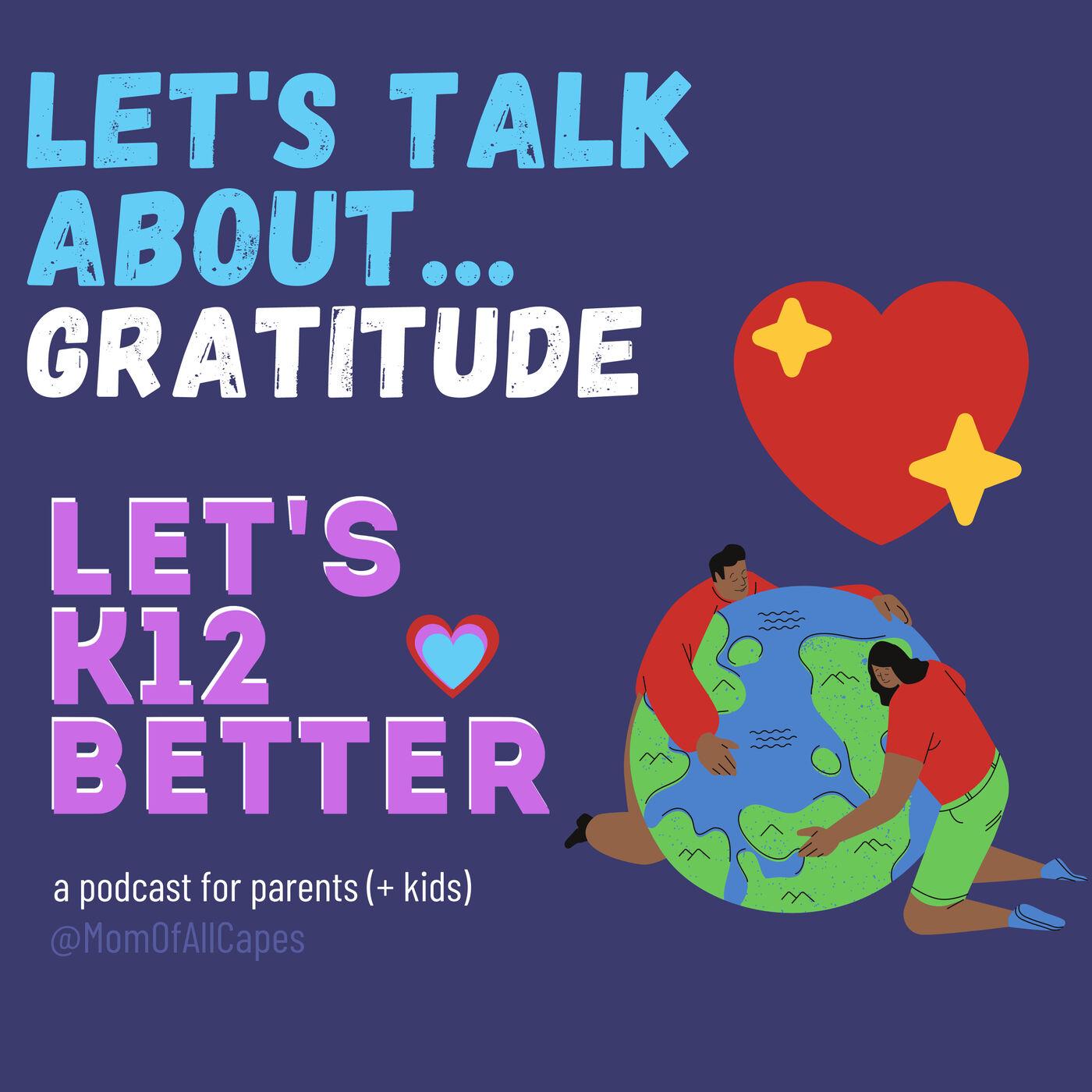 Let's Talk About... Gratitude