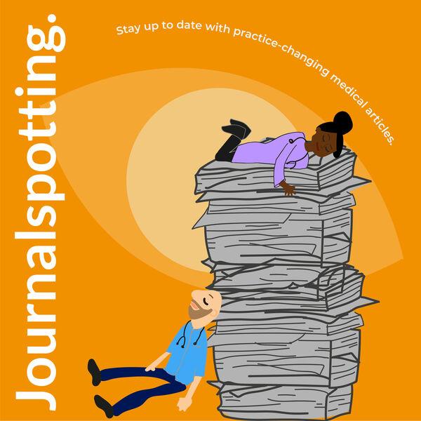 JournalSpotting. Podcast Artwork Image