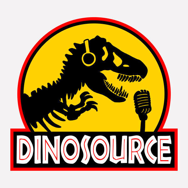 The Dinosource Podcast Artwork Image