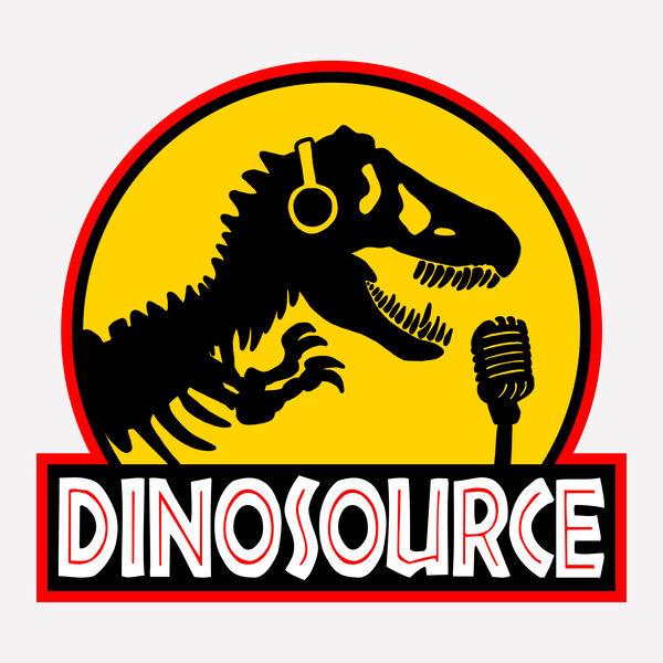 The Dinosource Podcast Artwork Image