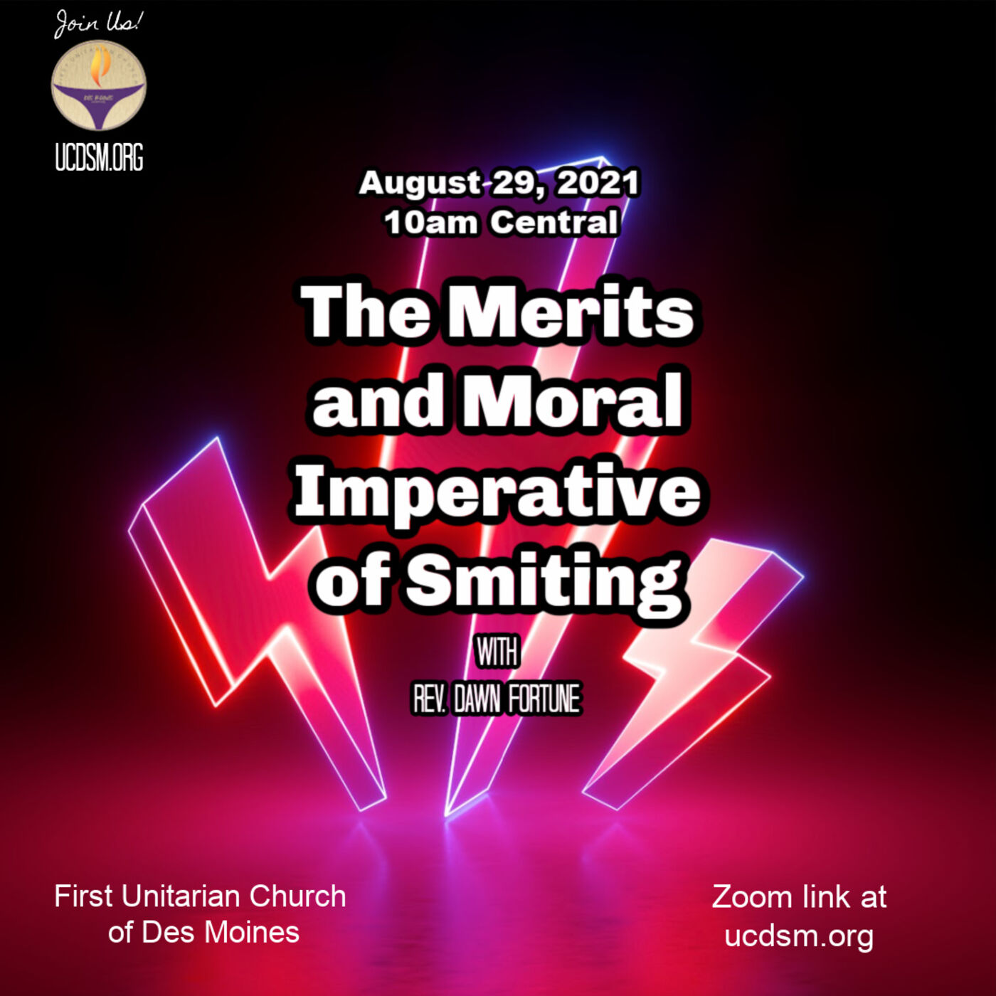 The Merits And Moral Imperative of Smiting