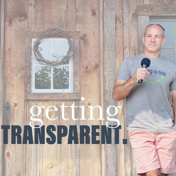 Getting Transparent Podcast Artwork Image