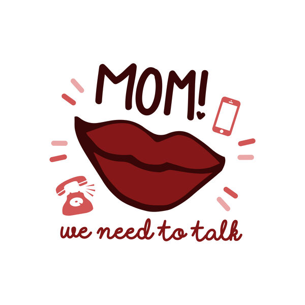 We Need To Talk Podcast Artwork Image