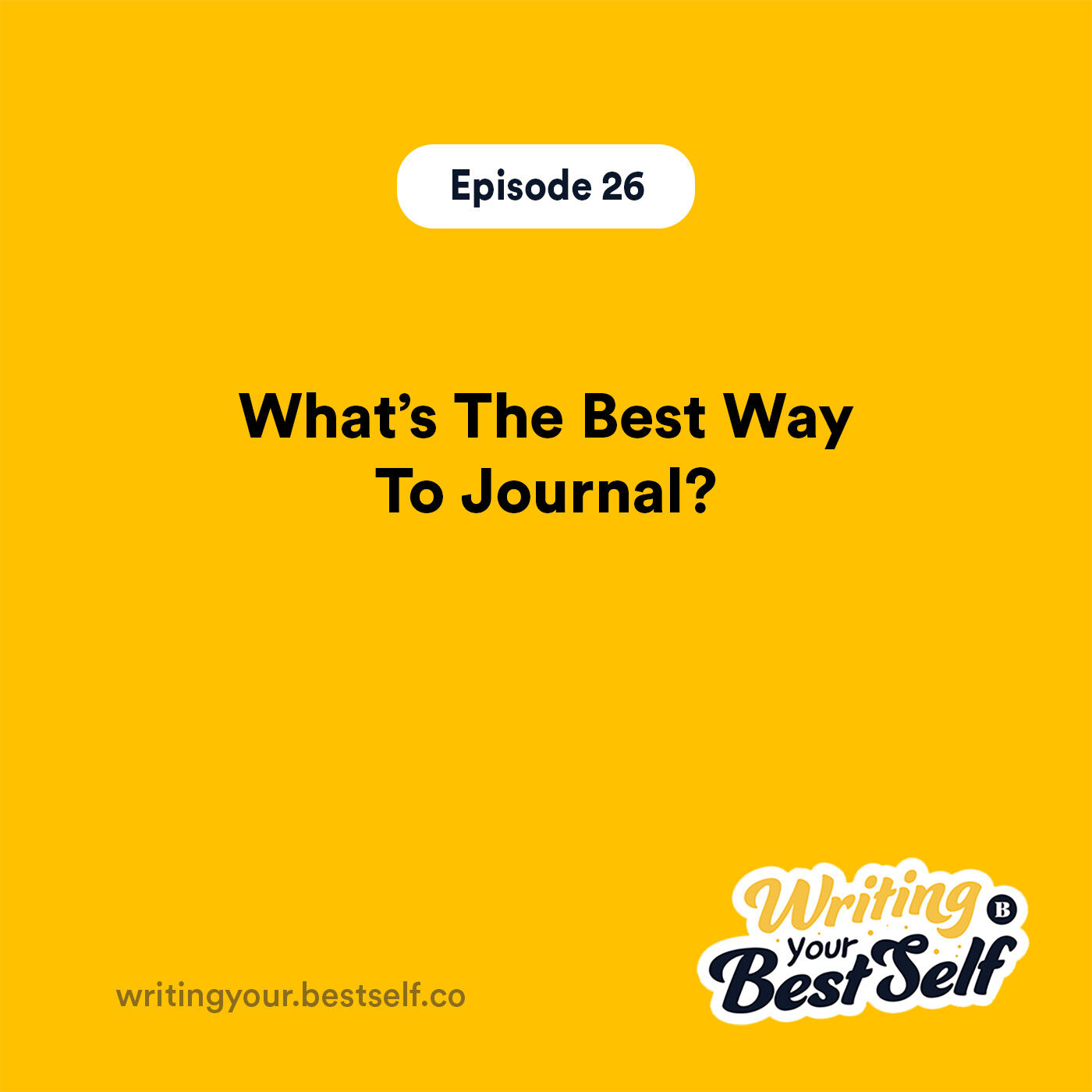 What's The Best Way To Journal?