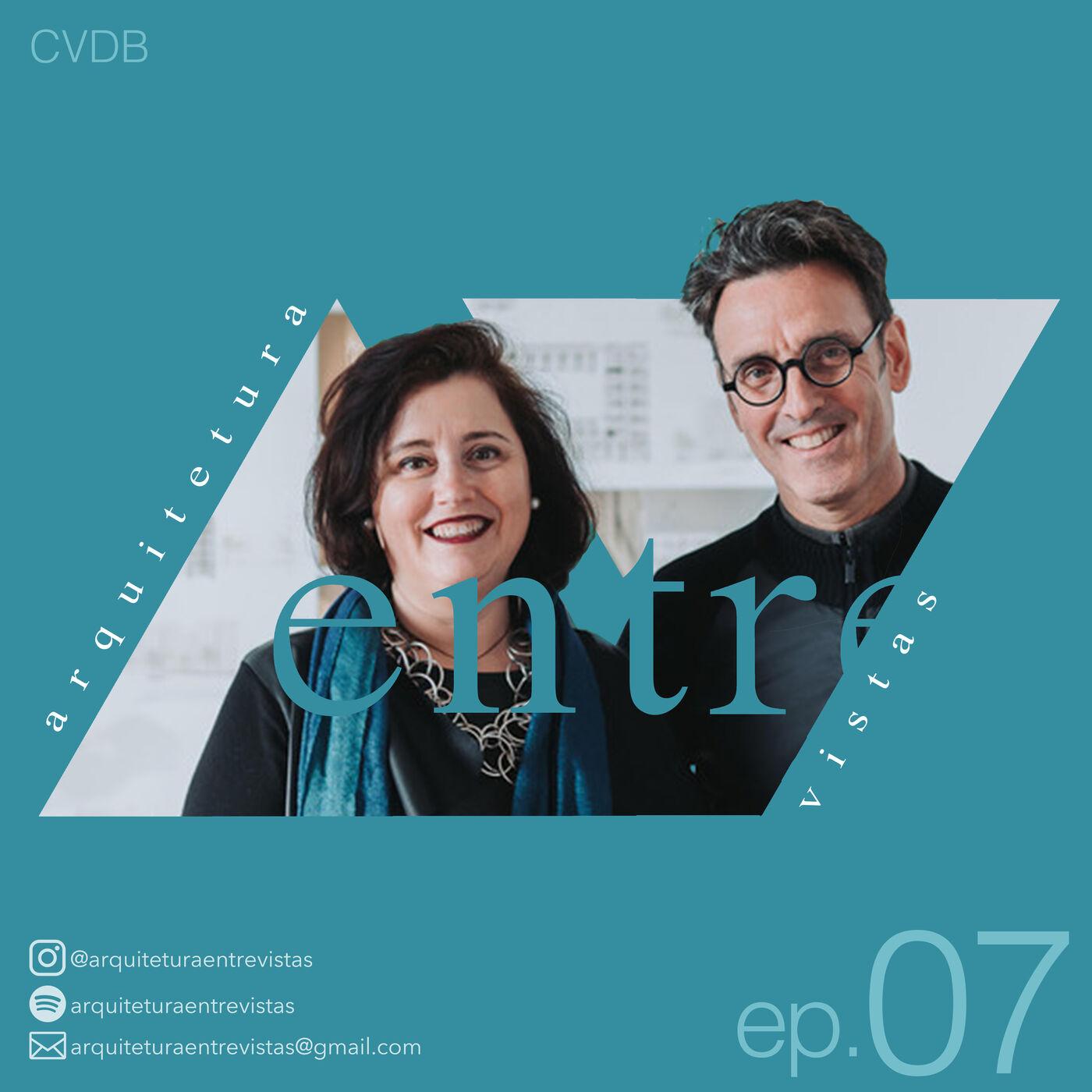 EP.7 CVDB, Arquitetura Entre Vistas