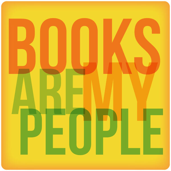 Books Are My People Podcast Artwork Image