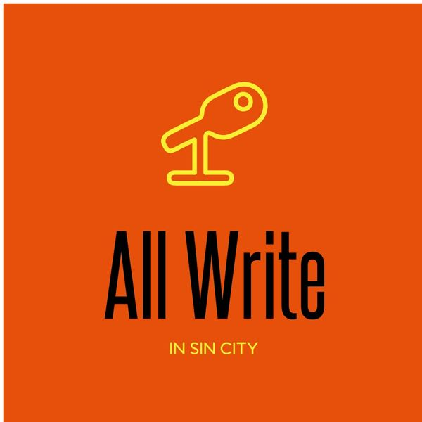 All Write in Sin City Podcast Artwork Image