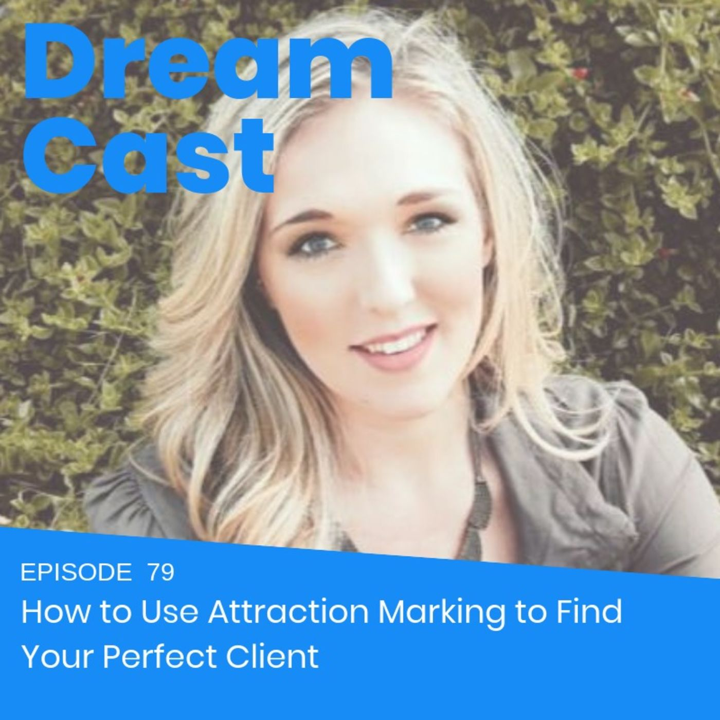 Episode 79 - How to Use Attraction Marketing to Find Your Perfect Audience