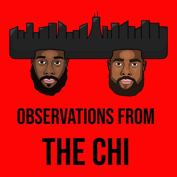 Observations From The Chi Podcast Artwork Image