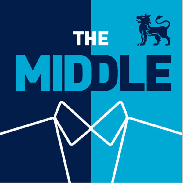 The Middle Podcast Artwork Image