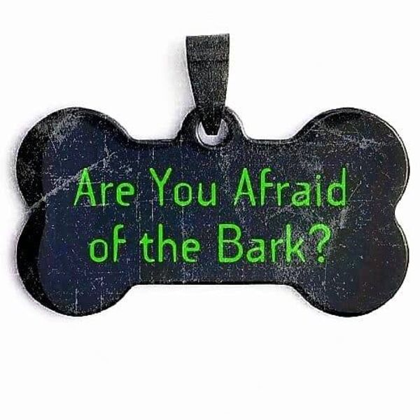 Are You Afraid of the Bark? Podcast Artwork Image