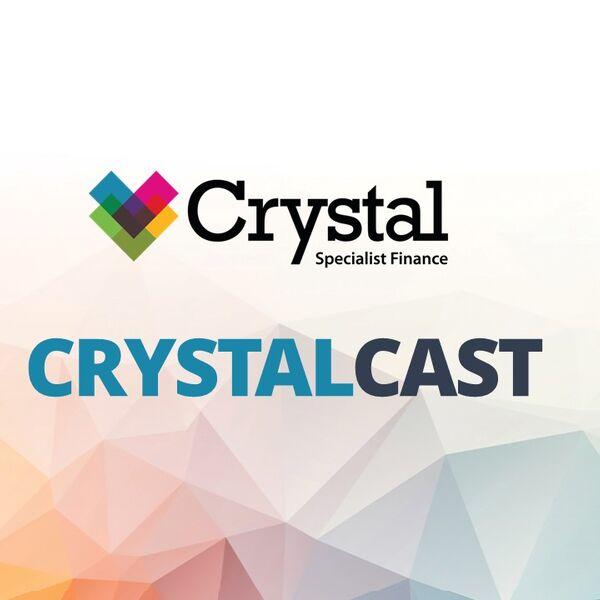 CrystalCast Podcast Artwork Image