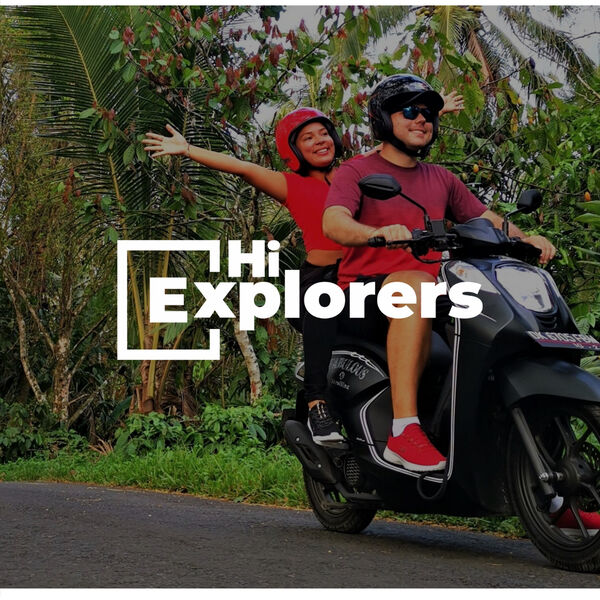 HiExplorers Podcast - #XploraMas Podcast Artwork Image
