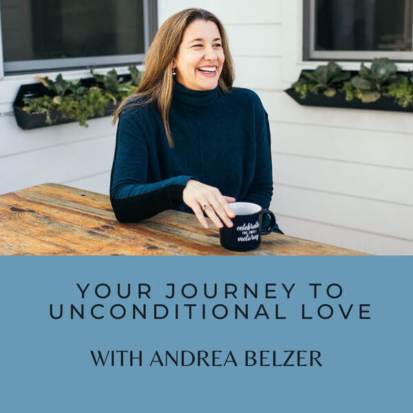 Discover. Heal. Thrive. - Your Journey to Unconditional Love Podcast Artwork Image
