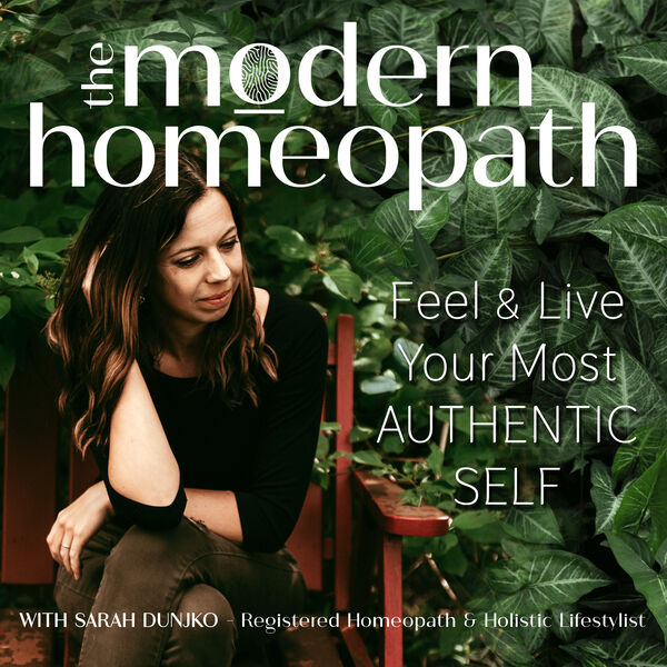 The Modern Homeopath Podcast Artwork Image
