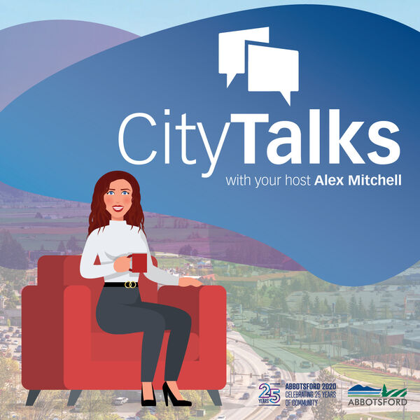 CityTalks Abbotsford Podcast Artwork Image