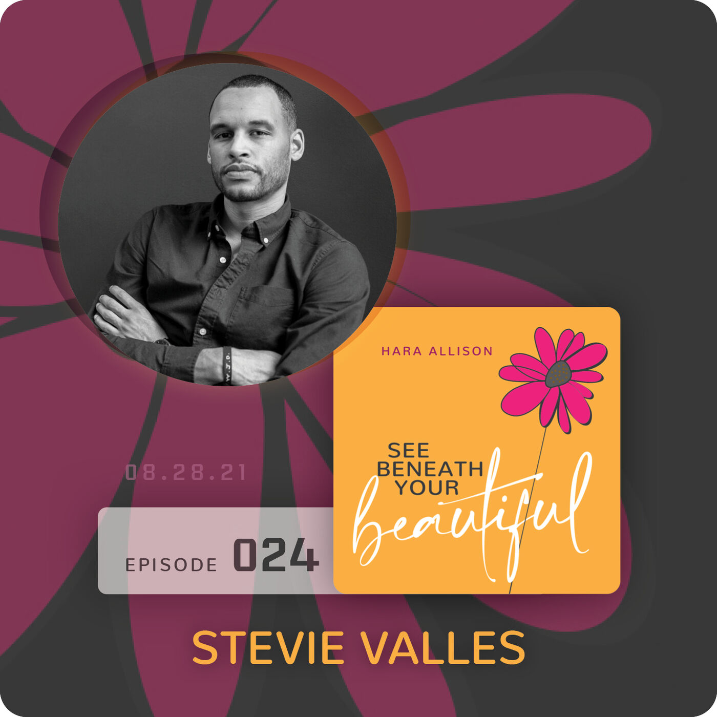 024. Stevie Valles, Executive Director of Chicago Votes, discusses giving a shit; making a difference by helping diverse youth and the disenfranchised; experiencing and overcoming racial barriers every day; and making his dad proud