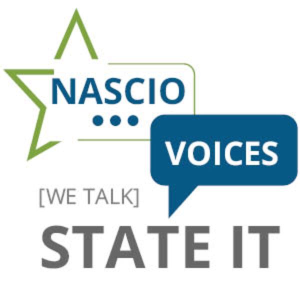 NASCIO Voices Podcast Artwork Image