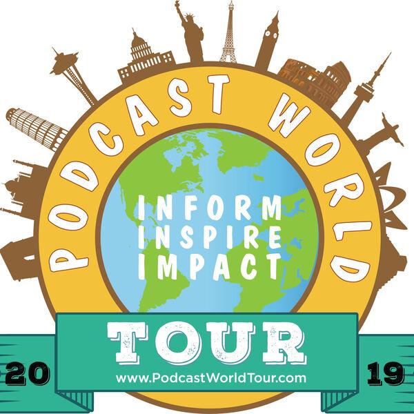 Podcast World Tour Podcast Artwork Image