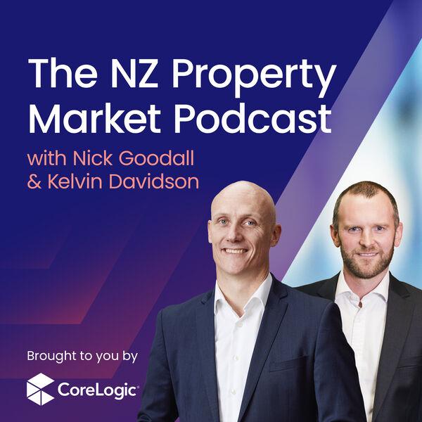 The NZ Property Market Podcast Podcast Artwork Image