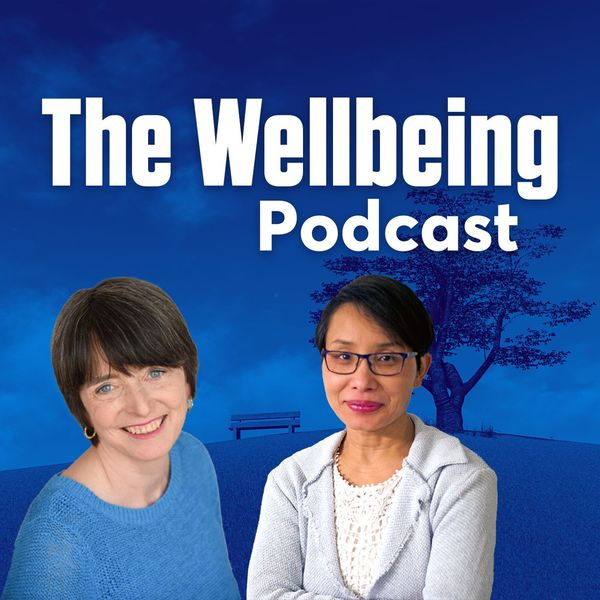 The Wellbeing Podcast Podcast Artwork Image