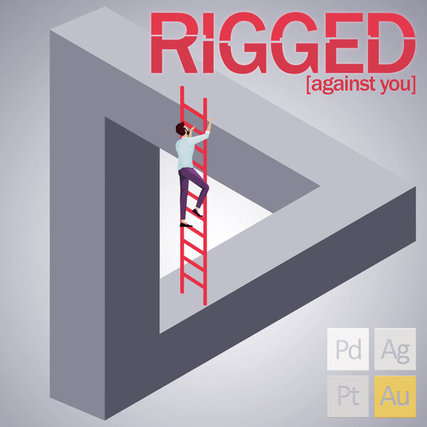 RIGGED [against you] Podcast Artwork Image