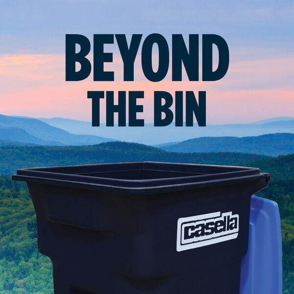 Beyond the Bin Podcast Artwork Image