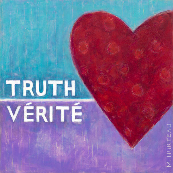 The Truth Sharing Podcasts (Partage des vérités) Podcast Artwork Image