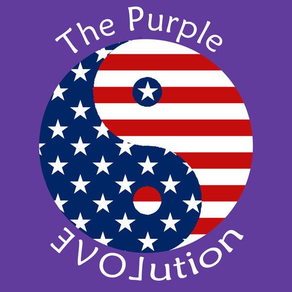 The Purple Evolution Podcast Artwork Image