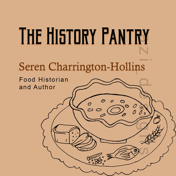 The History Pantry Podcast Podcast Artwork Image
