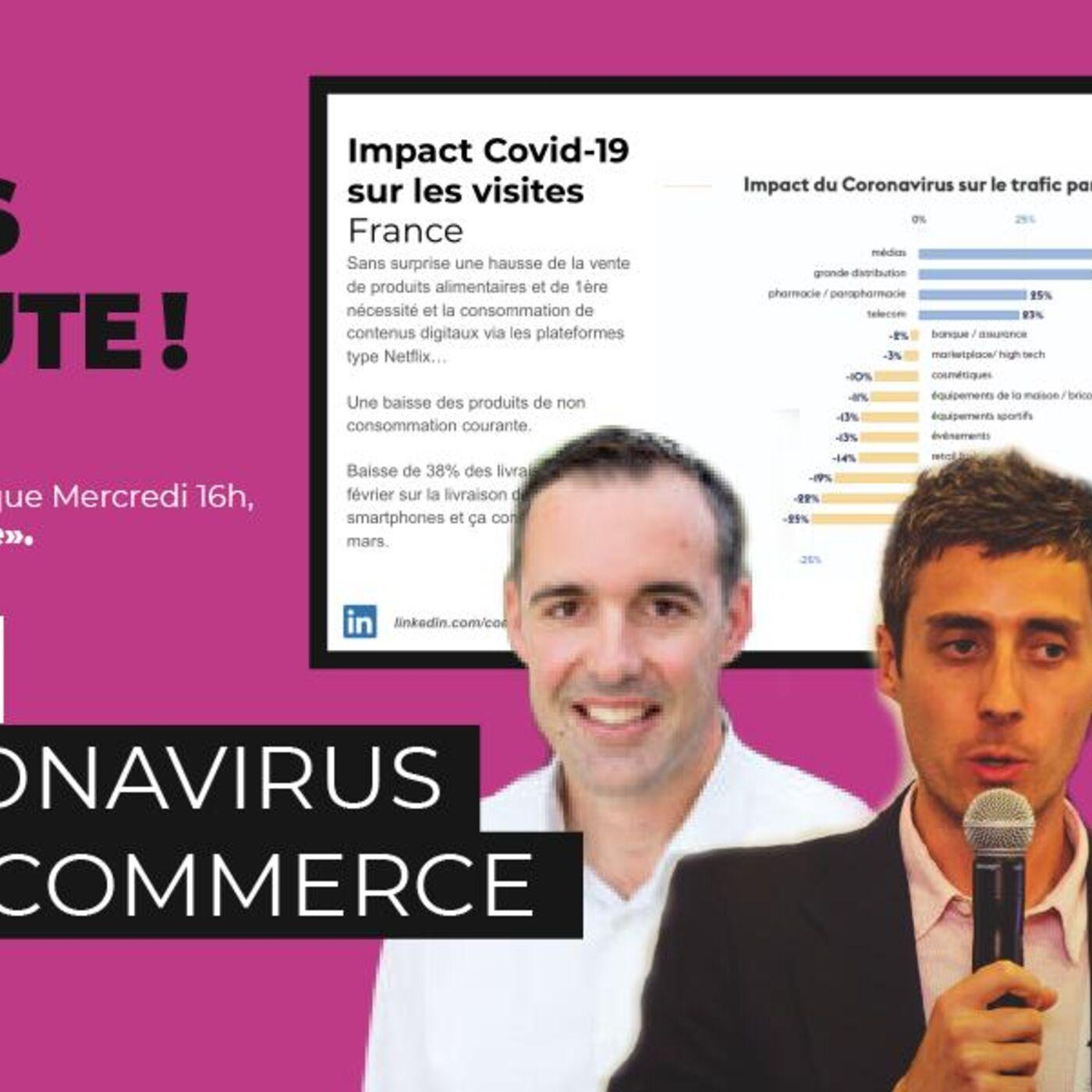 #14 Live 1 pour aider les e-commerçants à surmonter la crise du COVID19