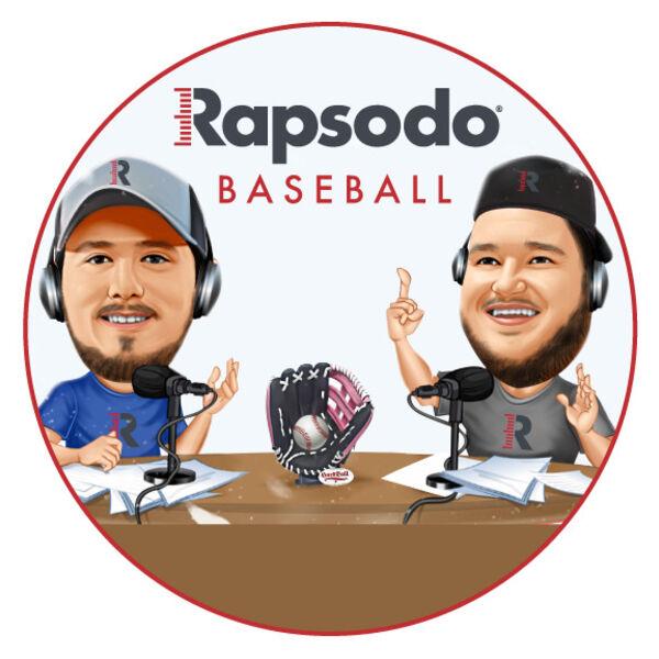 Rapsodo Baseball Podcast Podcast Artwork Image