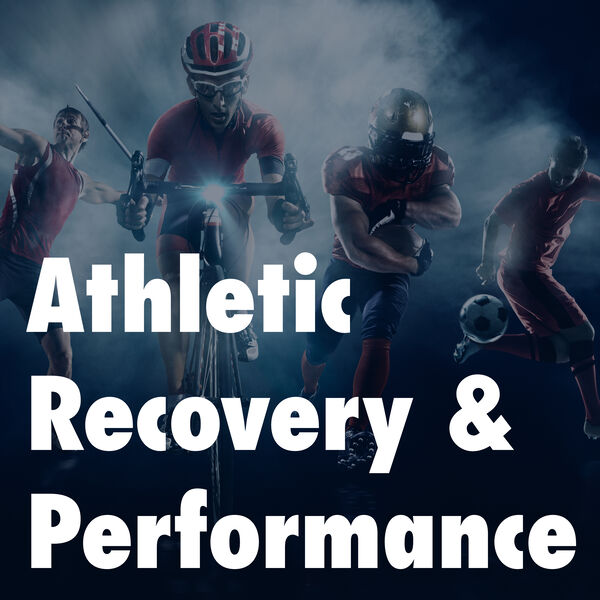 Athletic Recovery & Performance Podcast Podcast Artwork Image