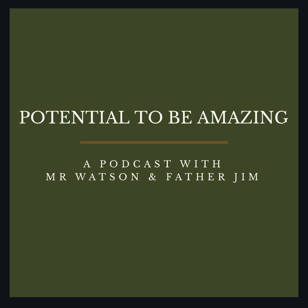 Potential To Be Amazing Podcast Podcast Artwork Image