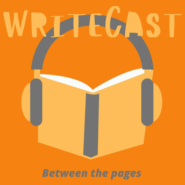 WriteCast - Between the Pages Podcast Artwork Image