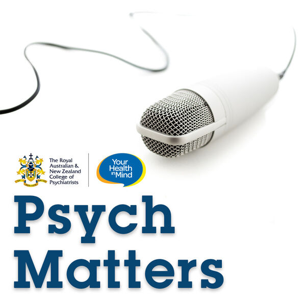 Psych Matters Podcast Artwork Image