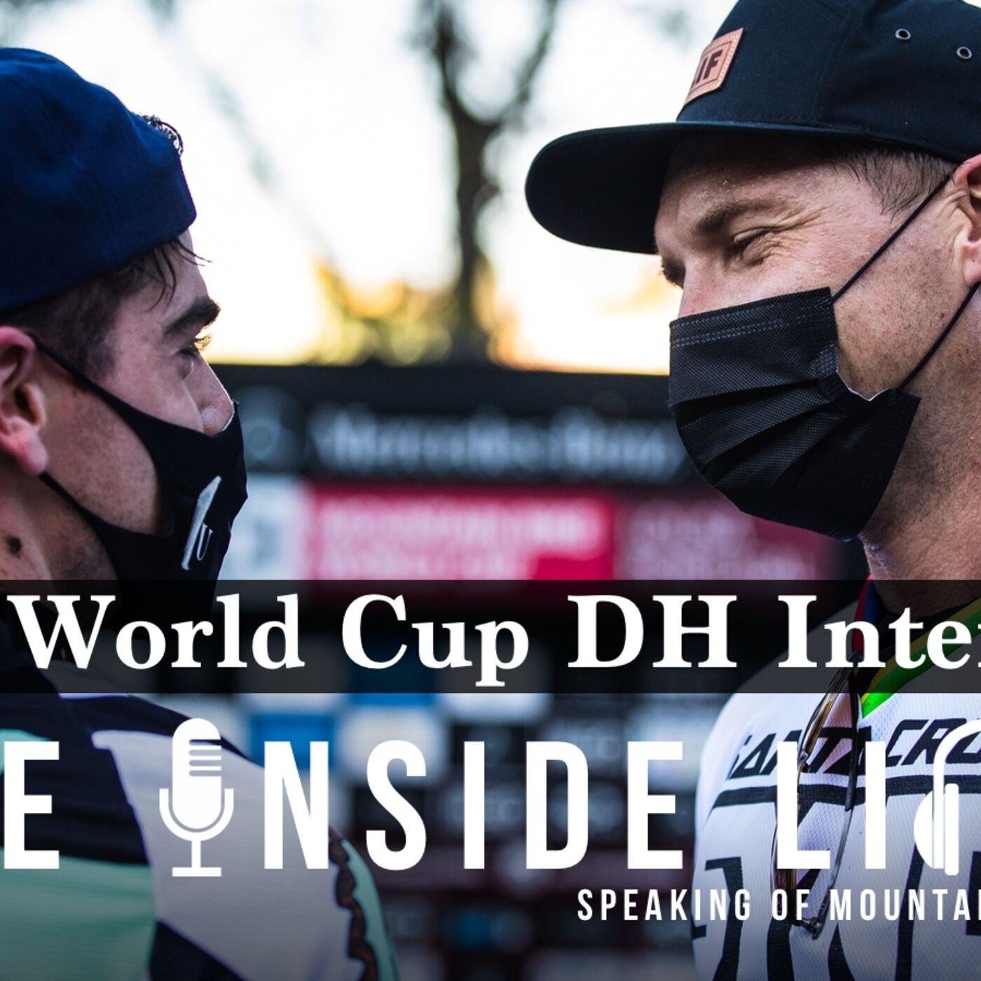 WORLD CUP DOWNHILL Interviews - The Inside Line Podcast