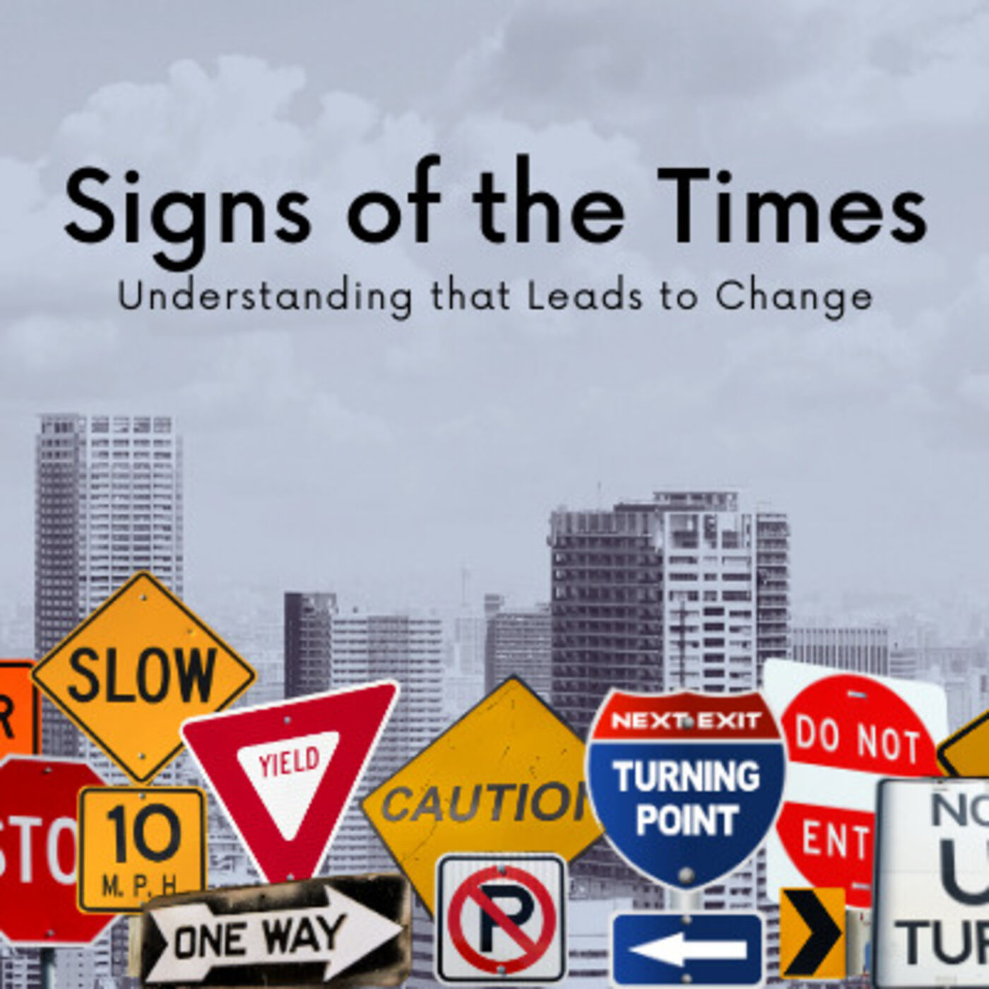 """Understanding That Leads to Change - Commitment to the Two """"G's"""""""